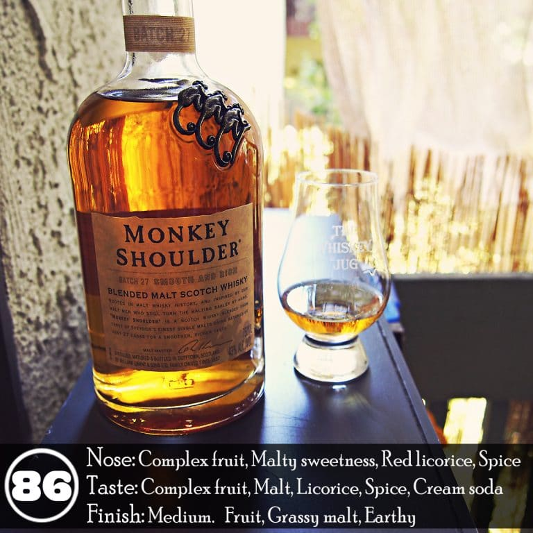 monkey shoulder bourbon