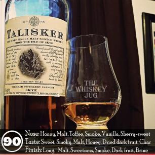 Talisker 10 Review