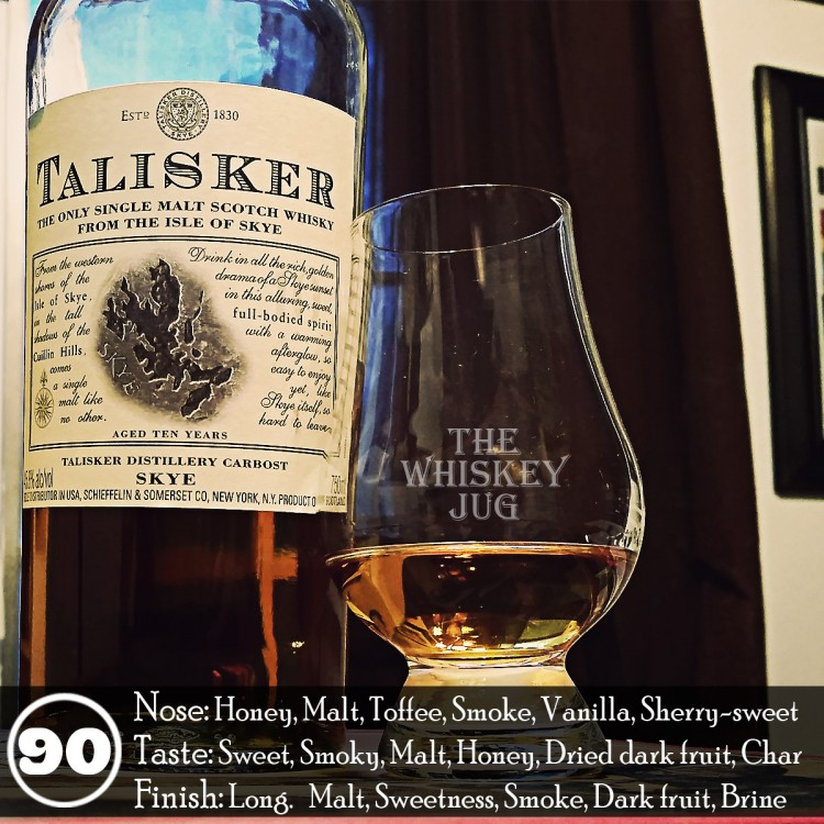 Talisker 10 Review