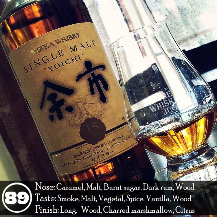 Yoichi 15 Review