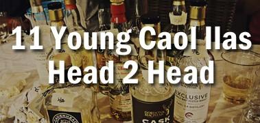 Young Caol Ila Malt Nuts