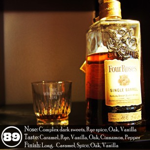 Four Roses Single Barrel: ME 7-6G Review