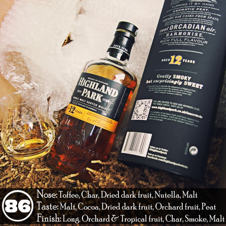 Highland Park 12 years Review
