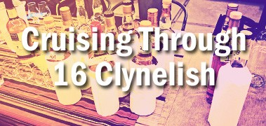 Cruising Through 16 Clynelish
