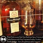 Evan Williams Single Barrel Vintage 2005 Review