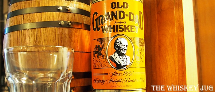 Old Grand-Dad 86 proof Label