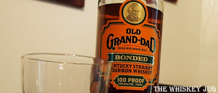 Old Grand-Dad Bonded Label