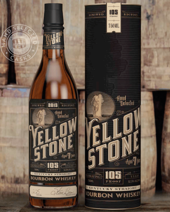 Yellowstone Limited Edition Kentucky Straight Bourbon