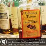 Colonel Tysons Bourbon Review