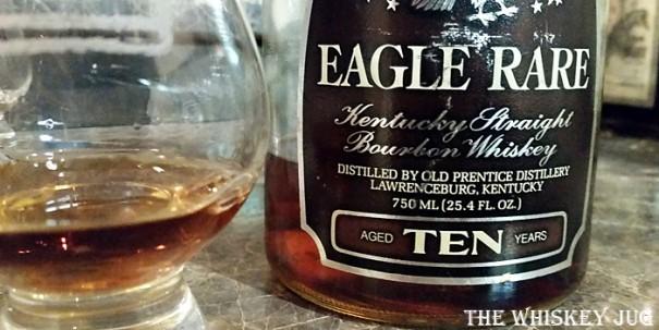 Eagle Rare 101 Label