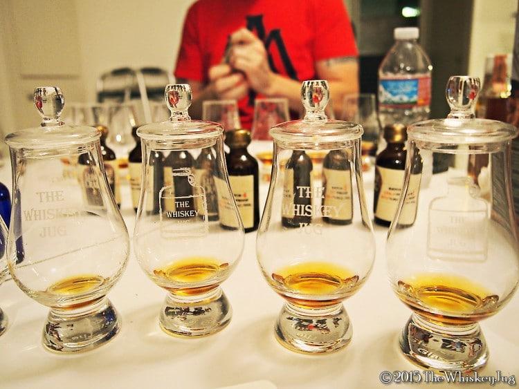Elijah Craig Barrel Proof Tasting 3