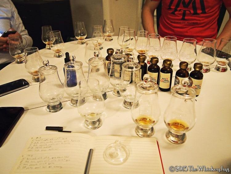 Elijah Craig Barrel Proof Tasting 5
