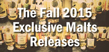 Fall 2015 Exclusive Malts Releases