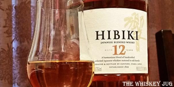 Hibiki 12 Label