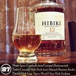Hibiki 12 years Review