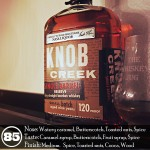 Knob Creek Single Barrel 1782 Review