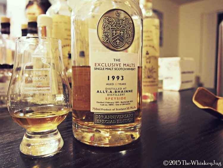 The Fall 2015 Exclusive Malts Releases - Allt-A-Bhainne