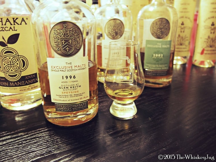 The Fall 2015 Exclusive Malts Releases - Glen Keith