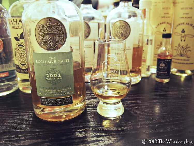 The Fall 2015 Exclusive Malts Releases - Irish Single Malt Whiskey