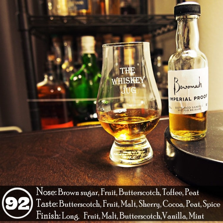 Benromach Imperial Proof Review
