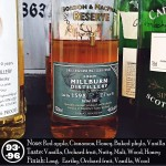 Millburn 27 years Gordon & MacPhail Review