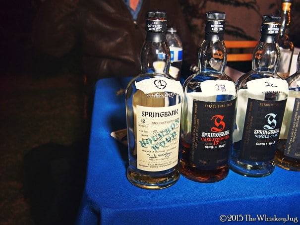 Springbank With The Malt Nuts 2