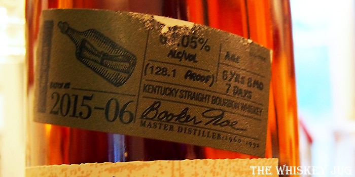 Booker's Bourbon Noe Secret Label