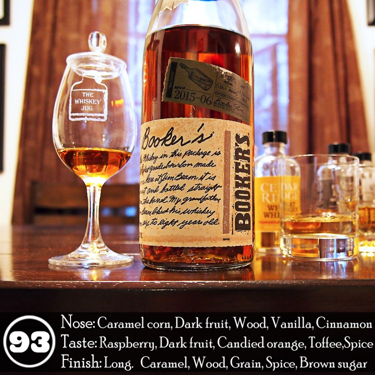 Booker's Bourbon Noe Secret Review