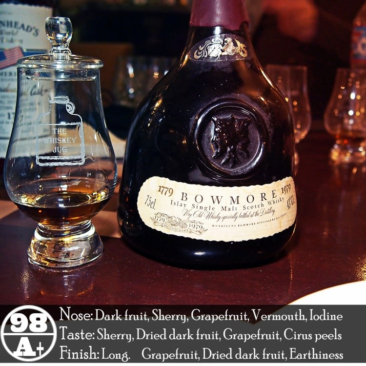 Bowmore Bicentenary Review