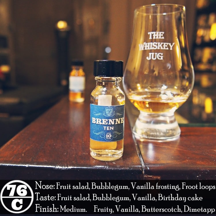 Brenne 10 Review