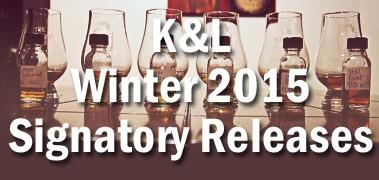 K&L Winter 2015 Signatory Releases