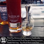 The 2015 Sazerac 18 years review
