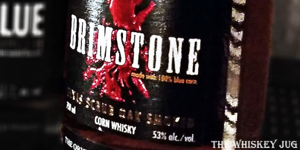 Balcones Brimstone Label