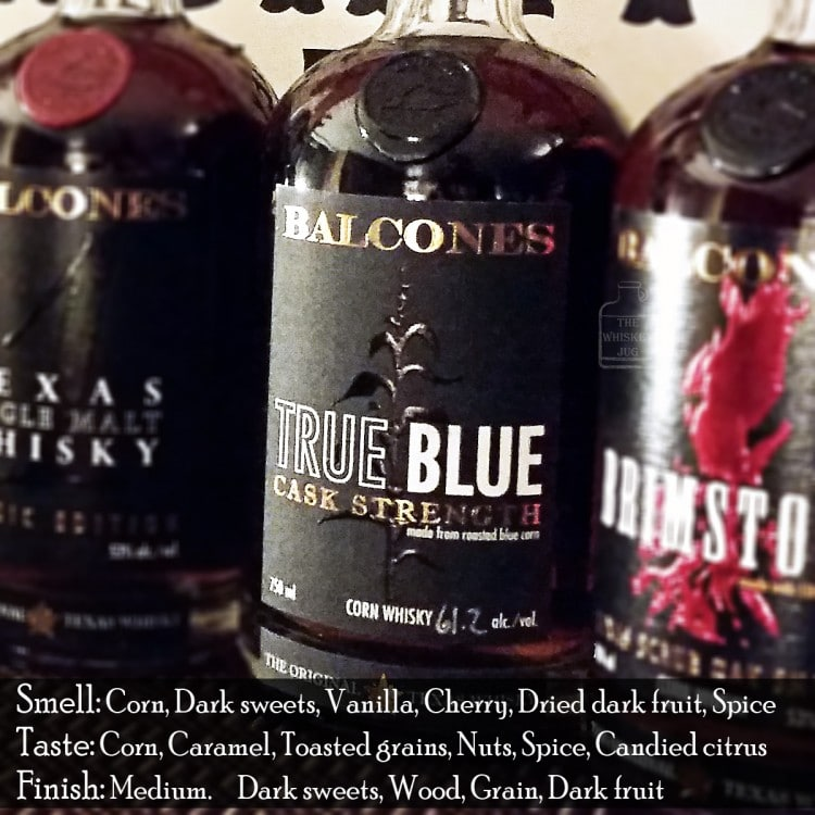 Balcones True Blue Review