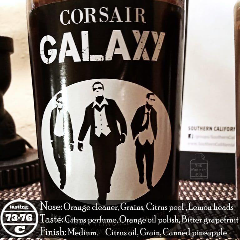 Corsair Galaxy Review - The Whiskey Jug