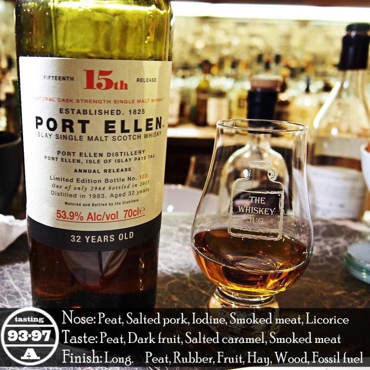 Port Ellen 32 Years Review