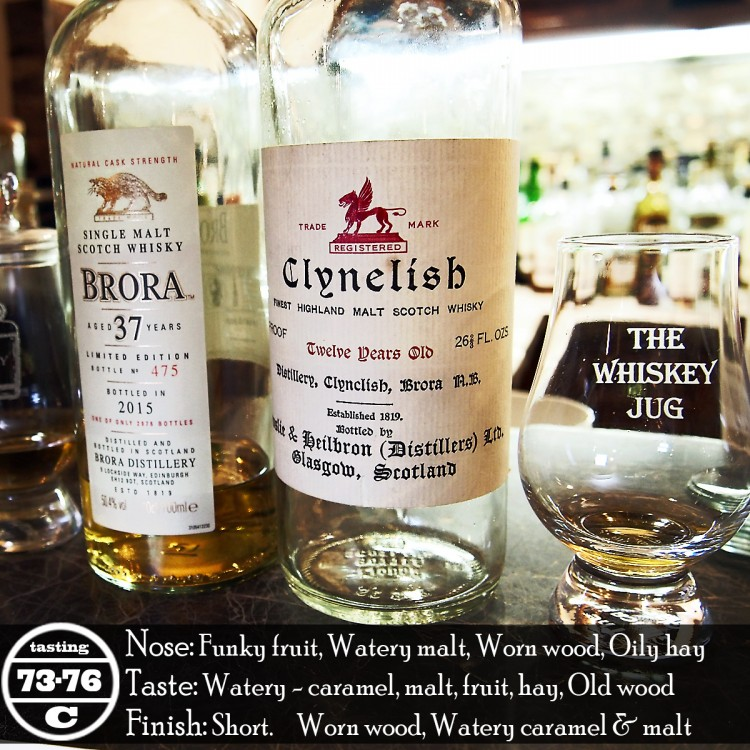 1970s Clynelish 12 Years Ainslie & Heilbron Review