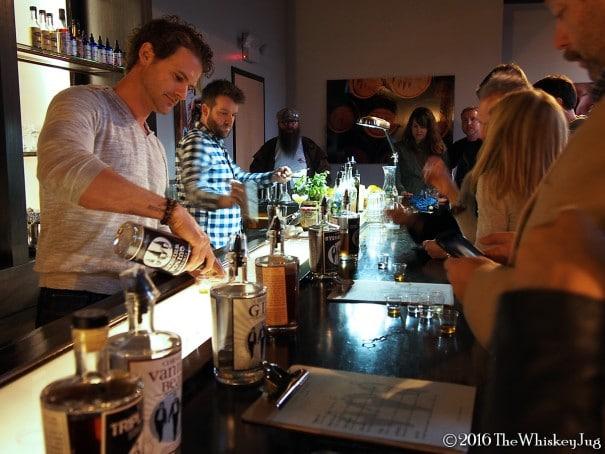 Corsair Distillery Tour 10