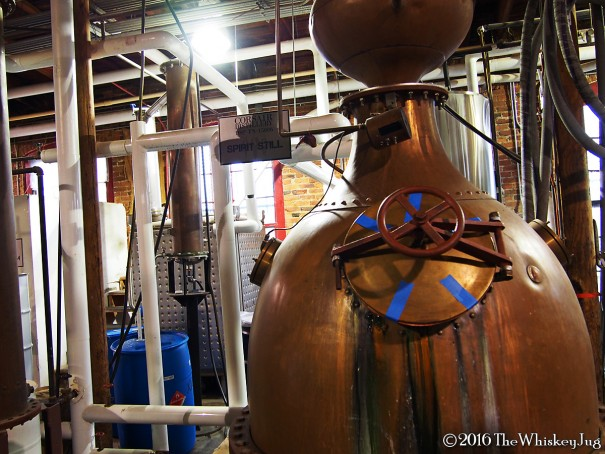 Corsair Distillery Tour 3