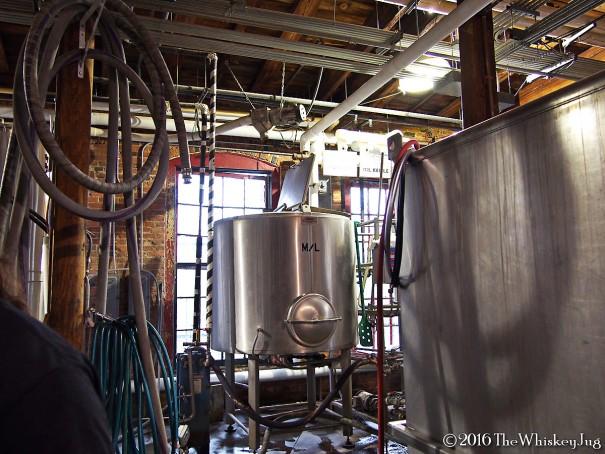 Corsair Distillery Tour 4