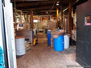 A Tour of The Corsair Distillery