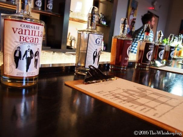 Corsair Distillery Tour 8