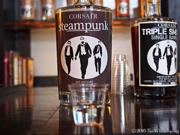 Corsair Distillery Tour 9