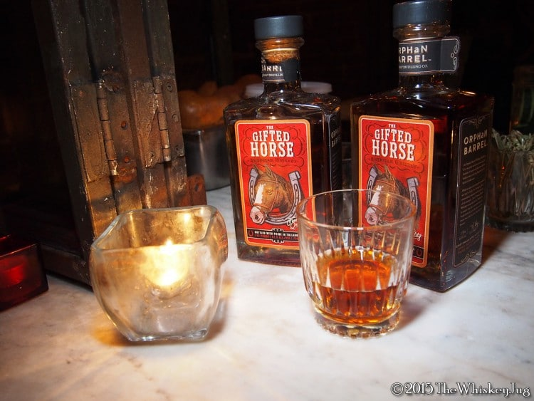 Diageo Orphan Barrel Gifted Horse
