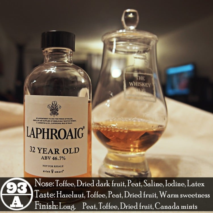 Laphroaig 32 Review