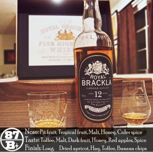 Royal Brackla 12 Years Review