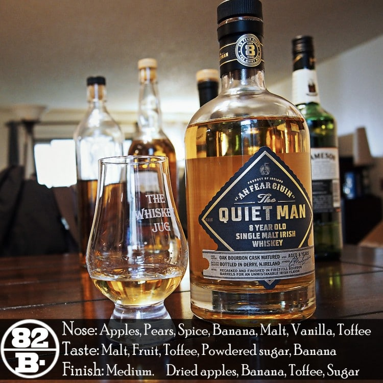The Quiet Man Irish Single Malt Review