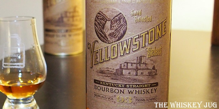 Yellowstone Select Label