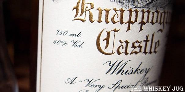 Knappogue Castle 1951 36 years Label