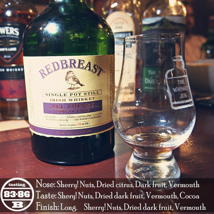 Redbreast All Sherry Single Cask Review